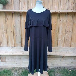NWT Eloquii ruffle dress size 26